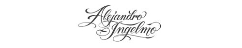 CLICK LOGO FOR MORE BY ALEJANDRO INGELMO