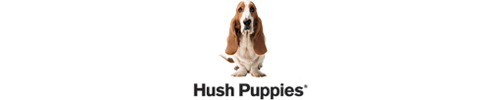 CLICK LOGO FOR MORE BY HUSH PUPPIES