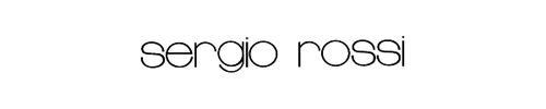 CLICK LOGO FOR MORE BY SERGIO ROSSI